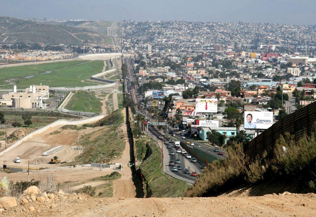La frontera de México es uno de los escenarios migratorios más importantes del mundo.